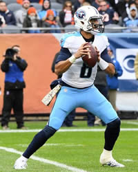 Mariota Return Boosts Titans To Div Lead